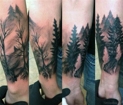 leg tree tattoos 93 best tree tattoos for leg