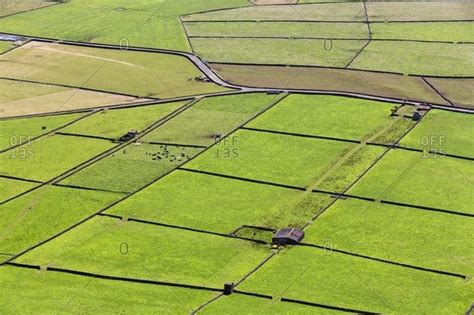 field pattern en francais field patterns of the agricultural landscape seen from