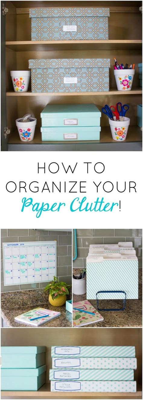 organizing clutter clever organization tips for your home office the
