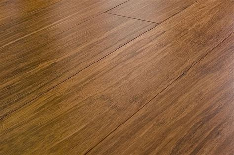 Display Homes With Bamboo Flooring - yanchi bamboo 8mm strand woven collection carbonized
