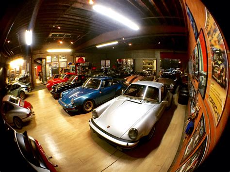magnus walker garage magnus walker collection 23 6speedonline