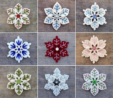 snowflake google images white freeze pinterest felt snowflake tutorial google search christmas