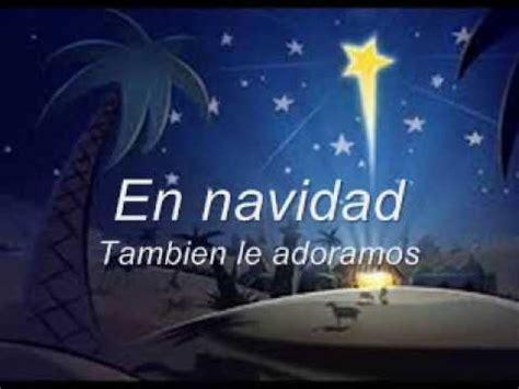 imagenes feliz navidad cristianos en navidad villancico cristiano youtube