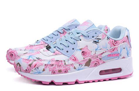 Airmax Flowers nike air max 90 sneaker pink floral international