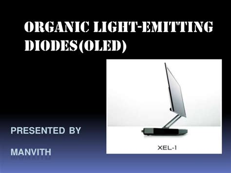 organic light emitting diode research organic light emitting diodes seminar 28 images a superior near infrared organic light