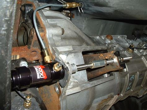10 on the floor strokin bore hydraulic clutch what master cylinder bore size
