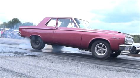superstock dodge 1965 dodge superstock hemi rod reunion sweden malmby