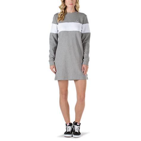 Sweatshirt Dress bunch sweatshirt dress shop at vans