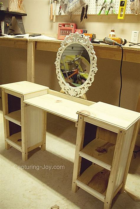 Handmade Vanity Table - 25 best ideas about vanity table on
