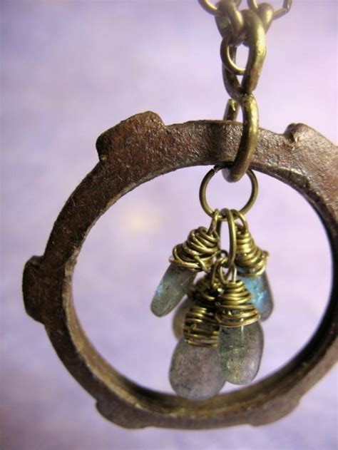 1000 ideas about found object jewelry on pinterest