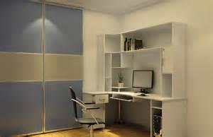 Minimalist Corner Desk by Interior Design Minimalist Study Corner Desk Interior Design