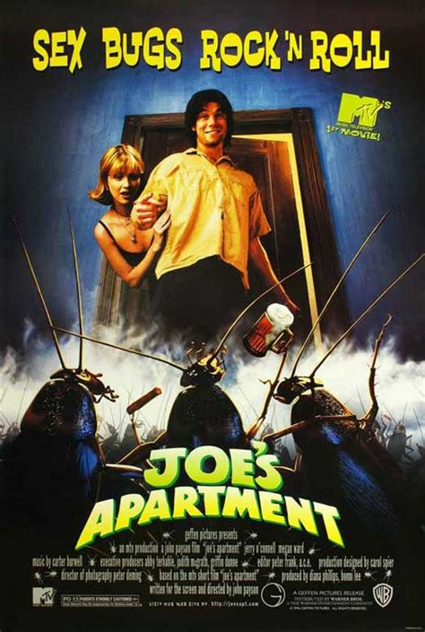 Joe S Apartment Movie Posters From Movie Poster Shop
