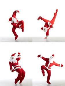 Street dancing Santa Claus PSD   Dance   Pinterest
