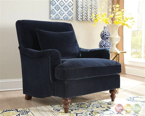 Blue Accent Chair Blue Accent Chair With Arms Home Living Room With Blue Accent Chair With Arms Vintage Denim