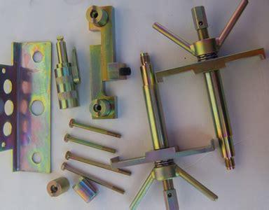 timing belt installation  camshaft tools  volvo