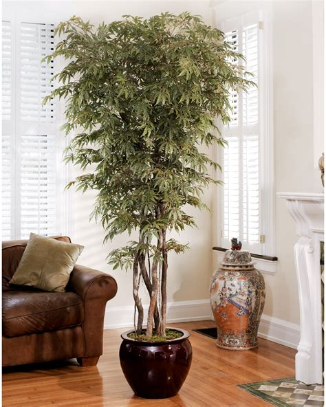 Artificial Trees For Interior Design by 8 Deluxe Silk Japanese Maple Tree At Petals