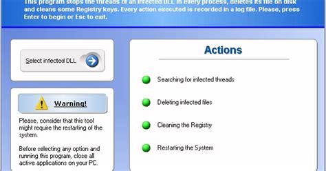 cara membuat virus yang tidak terdeteksi antivirus cara menghapus file dll yang kena virus dengan mudah