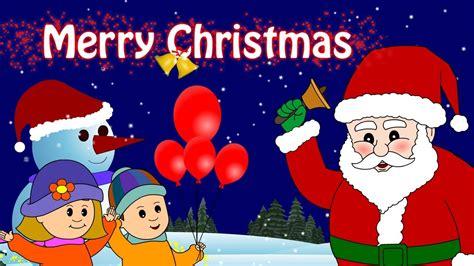 merry christmas christmas songs  kidscamp youtube