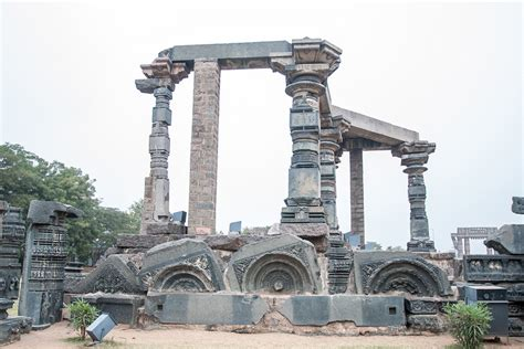 Distance Mba Colleges In Warangal by D Source The Thousand Pillar Temple Warangal Fort And