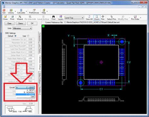 pads layout viewer update pads desktop pcb design