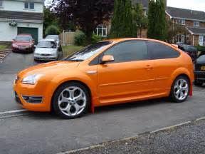 Orange Ford Ford Signal Orange Paint