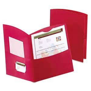 Punch Home Design Essentials contour twin pocket folders letter ultimate office