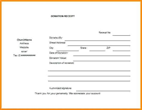 501 c 3 donation receipt template 501c3 donation receipt ideal vistalist co