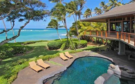 Ideal Hawaiian Beach House