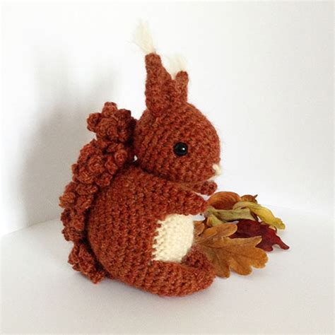 squirrel amigurumi crochet pattern the magic loop coco the squirrel amigurumi pattern amigurumipatterns net