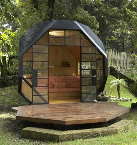 Polyhedron Habitable Cubby by Manuel Villa » Bellissima