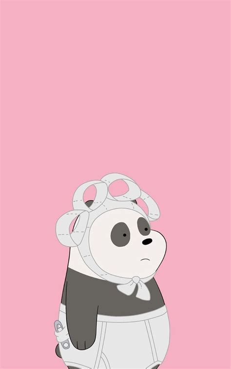 bare bears phone walpapers images  pinterest
