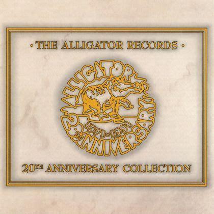 va blues alligator records  anniversary collection disc   collectorzcom core