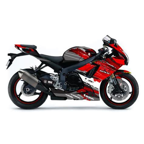 Motorrad Dekor Gsxr by Motorradaufkleber Bikedekore Wheelskinzz Suzuki Gsxr