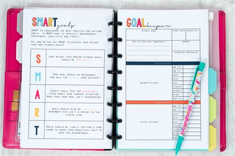 planner com the top 5 absolute best fitness and weight loss planners