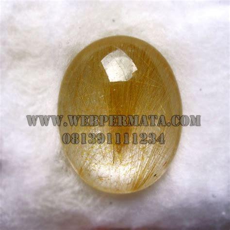Kecubung Rambut Rutilated Quartz rambut cendana rutilated quartz