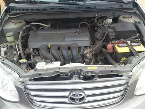 2004 Toyota Corolla Engine 2004 Toyota Corolla For Sale Sold Sold Sold Autos