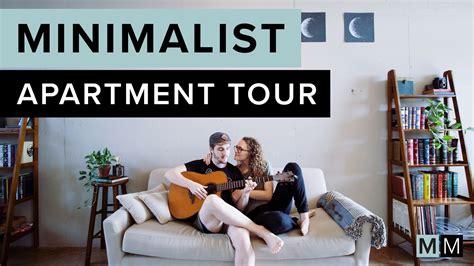 minimalist apartment tour minimalist apartment tour minimal millennials youtube