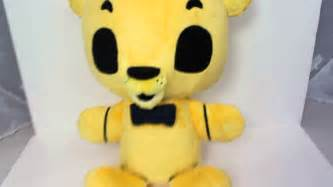Golden freddy plushie jumpscare fnaf five nights at freddy s youtube