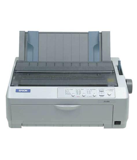 epson fx 875 9 pin usb dot matrix printer buy epson fx