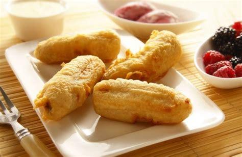 cara membuat pisang nugget sederhana resep dan cara membuat pisang goreng crispy kremes gurih