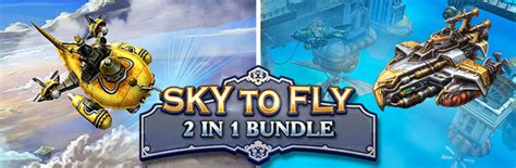 Fly To The Sky 1 2 sky to fly 2 in 1 steunk bundle on steam