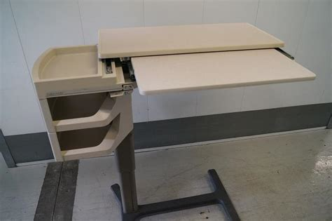 hospital bed table for sale reconditioned hospital over bed table for sale hospital beds