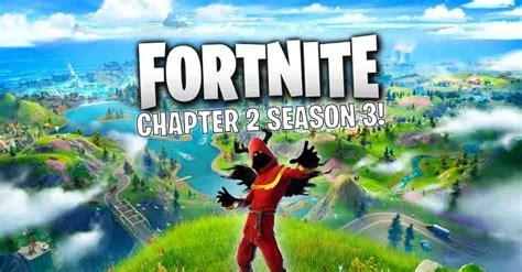 fortnite chapter  season  release date  june