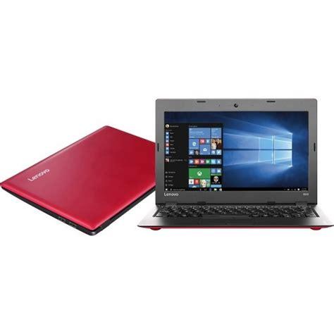 Laptop Lenovo 11s Laptop Lenovo Ideapad 100s 11 80r2003wus Roja En Stock
