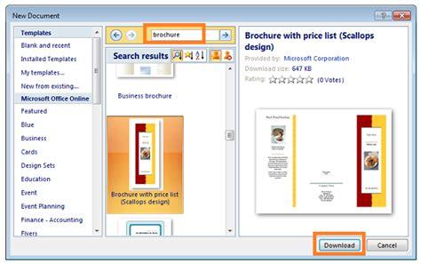 Cara Membuat Online Shop Menarik | tugas sekolah membuat brosur dengan microsoft word 2007