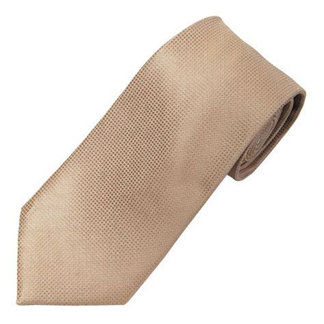 taupe woven like solid color tie absolute ties