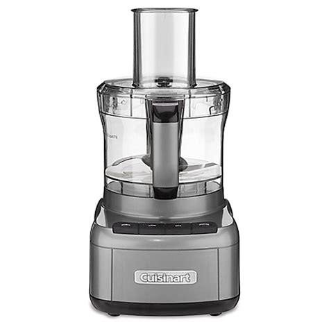 Bed Bath And Beyond Cuisinart by Cuisinart 174 8 Cup Food Processor Bed Bath Beyond