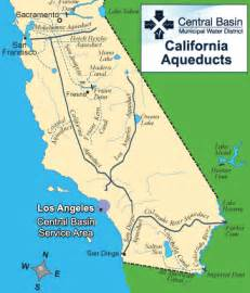 map of california aqueduct geography 321ol quot los angeles quot 2012 03 04
