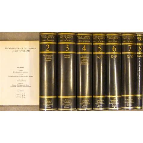 borsa e titoli di credito enciclopedia della e della borsa