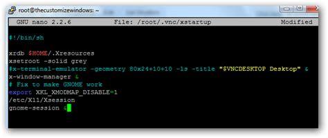 ubuntu configure tightvnc server ubuntu with gui on rackspace cloud server as vnc remote